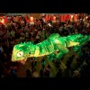 Giant dragon lantern, Cambodia