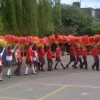 Chinese dragon school project